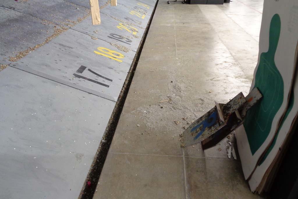 Steel Traps remediation
