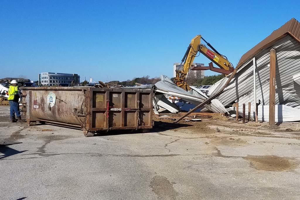 site decommission