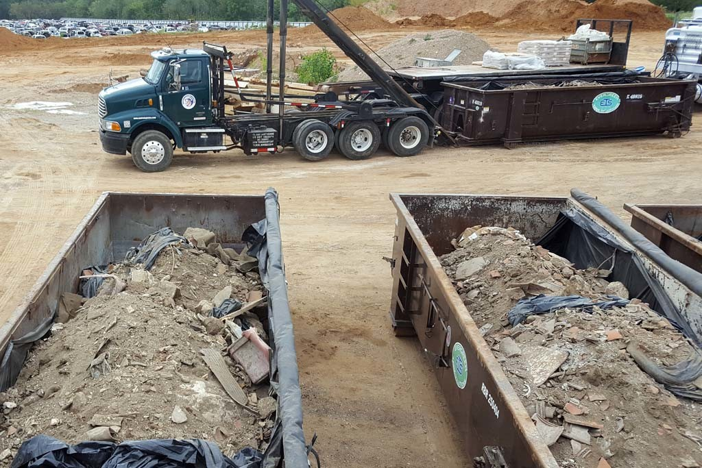 Environmental Dig and Haul